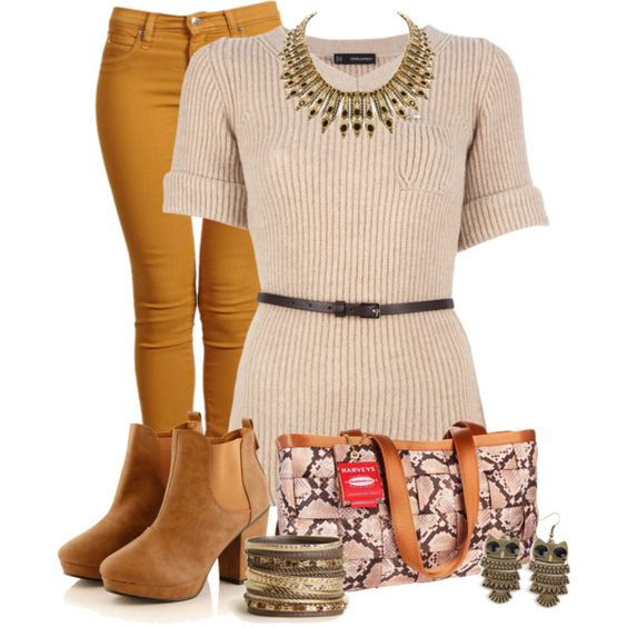 """Sea Salted Caramel"" by luluchella on Polyvore"