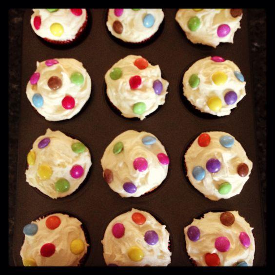 #smarties #cakes