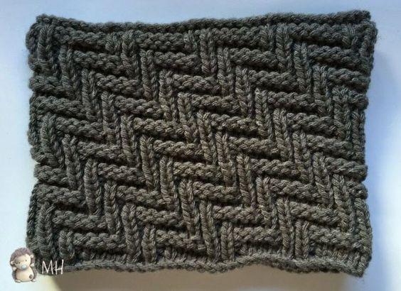 Cuellos de lana para principiantes (o Dummies)