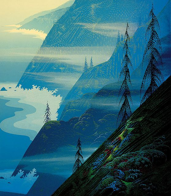 Eyvind Earle: