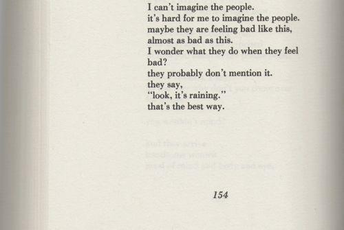 Written by: Charles Bukowski