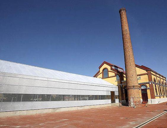 Patrimonio Industrial Arquitectónico: Venta de Baños (Palencia) completará el Museo Ferr...