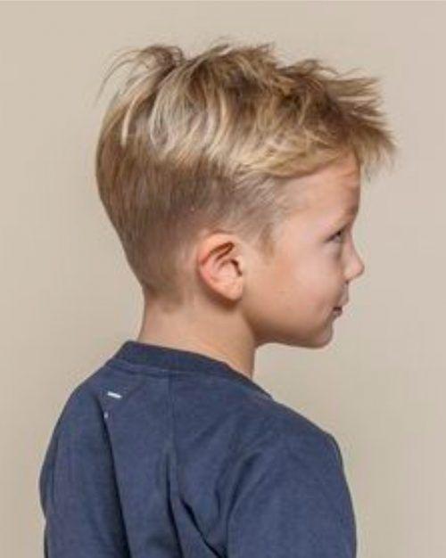Leuk Kapsel Voor Jongens Jongens Kapsels Lange Frisuren