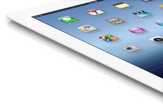 Apple — El nuevo iPad — Asombrosas apps totalmente integradas.