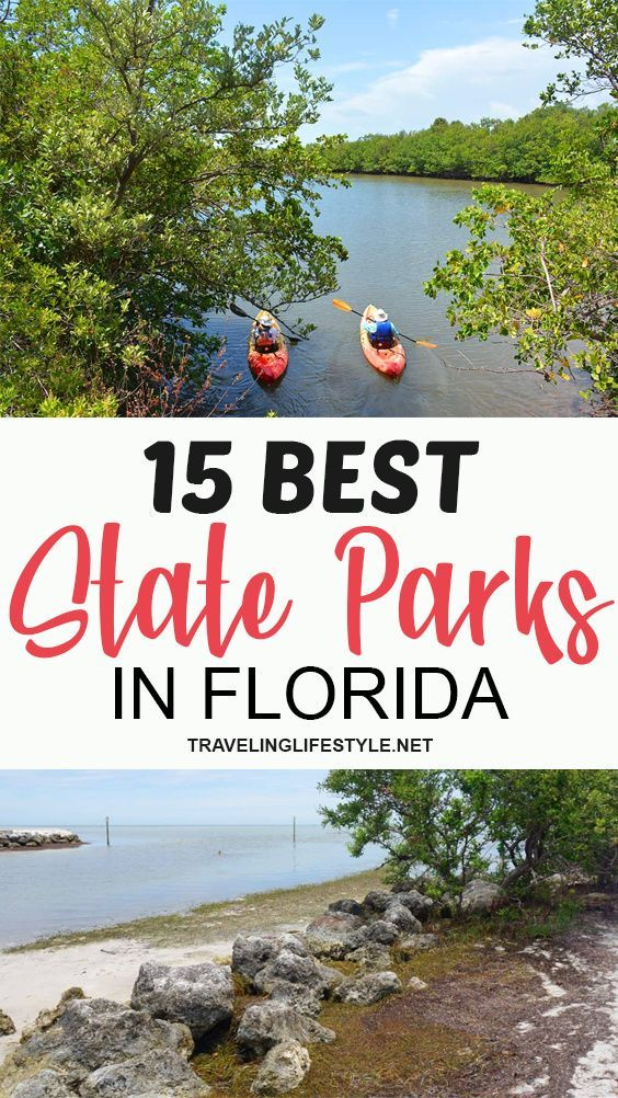 15 Best State Parks In Florida To Visit In 2020 Updated Travel Bucket List Usa Caladesi Island State Park Full Time Travel