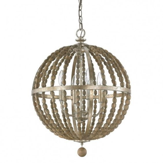 Spherical pendant lights and chandeliers are a popular style in today's design trends! Check out this natural and textured fixture from Capital Lighting. Visit our showroom to learn more about the latest lighting trends!