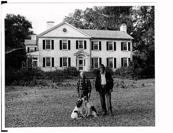 Great homes of the south the big house at castle hill for 1800s plantation homes
