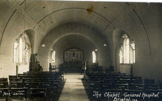 The Chapel, General Hospital, Bristol