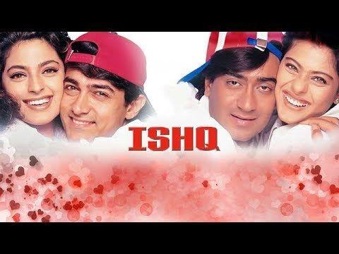 Ishq (1997) Hindi Full Screen HD 720p Movie - Ajay Devgan
