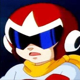 "gem-hunter: ""Proto Man - Mega Man Upon A Star OVA"""