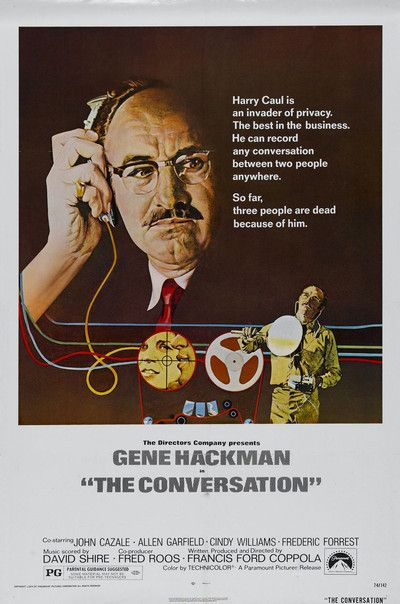 The Conversation (1974), Francis Ford Coppola