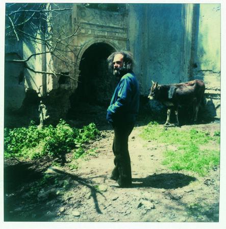 A. Tarkovsky polaroids