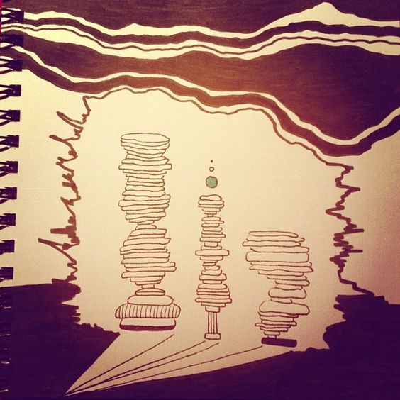 Quick sketch before bed ⭐ #art #inkdrawing #doodle #amazing #abstract #abstractart #doodling #bestoftheday #ink #creative #design #hipster #heart #igers #instagood #instalove #iphonesia #kush #love #sketching #nofilter #sketch #drawing #picoftheday #picoftheday #psychedelic #photooftheday #surreal #trippy #goodnight #pen