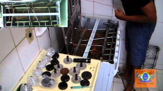 Aprenda a fazer manutenção em fogões (faça você mesmo! Economize)