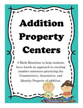 Addition Property Centers