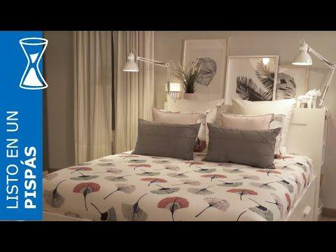 Como Poner La Funda Del Nordico En Un Pispas Ikea Youtube Fundas Nordicas Ikea Decoraciones De Casa Ikea
