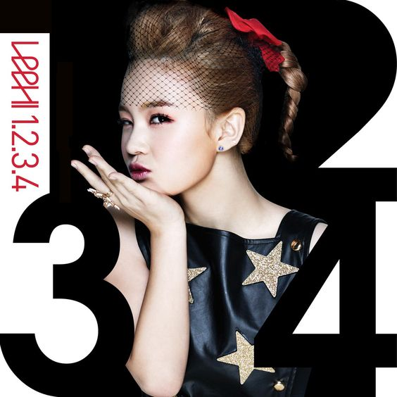 Lee Hi - 1,2,3,4 concept photos