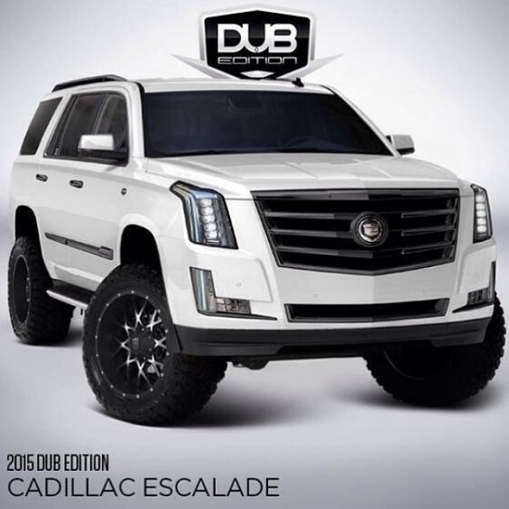 2016 Cadillac Escalade Esv Camshaft: How About A @LFTDxLVLD Version Of The New @Cadillac