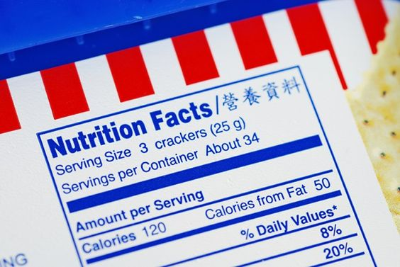 5 Rules to Help You Get More Out of Your Nutrition Labels