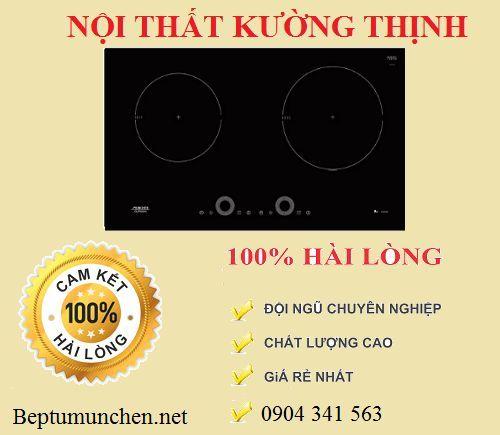 Tại sao bếp từ Munchen G60 BK không giảm giá nhưng vẫn đắt khách