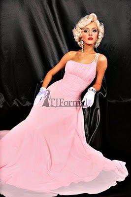marilyn monroe prom dresses  Shop Like An Icon-Marilyn Monroe ...