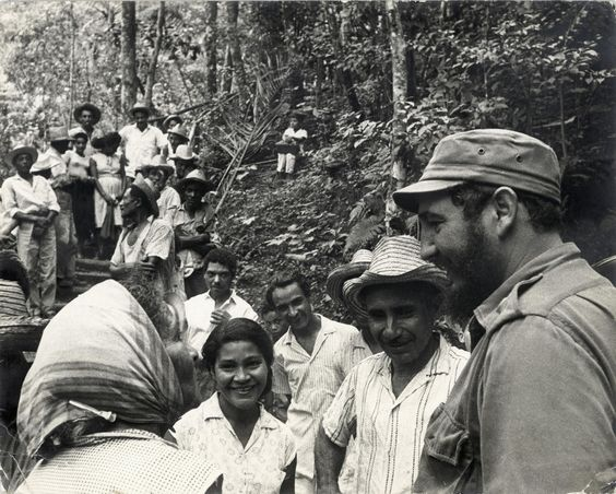 a history of fidel castros revolution in cuba Biographycom explores cuban dictator fidel castro's life and career, including  his part in the cuban revolution learn more about this marxist.