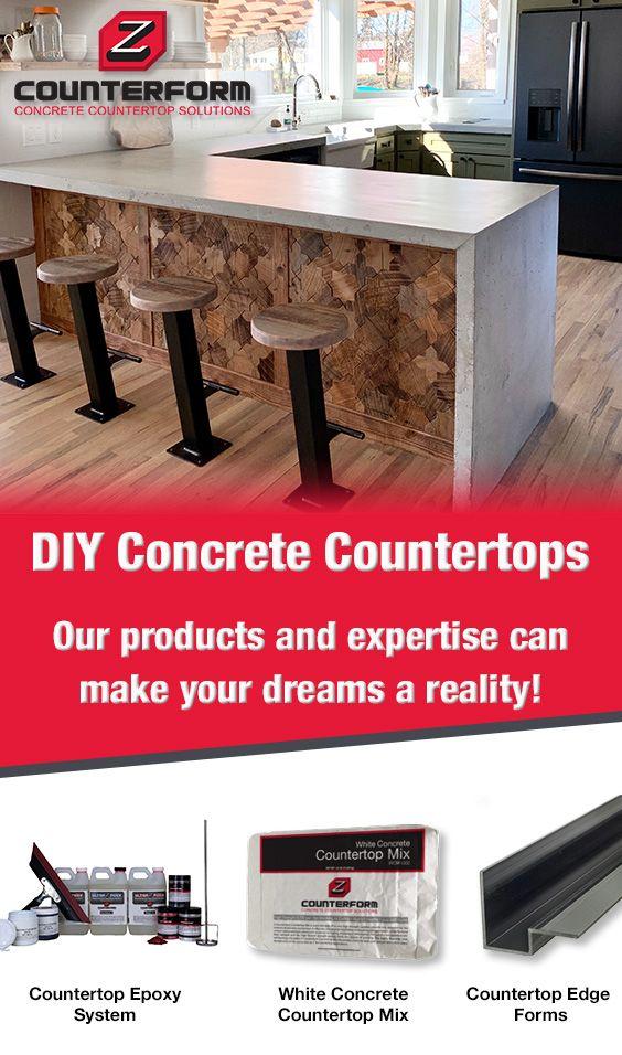 Validation Concrete Countertops Diy Concrete Countertops Kitchen Design Decor