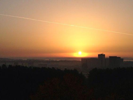 Ein wunderschöner Morgen