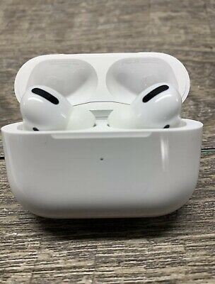 Apple Airpods Pro Bluetooth Earphones In Ear Wireless Charging Case Mwp22am A In 2021 Airpods Pro Bluetooth Earphones Apple