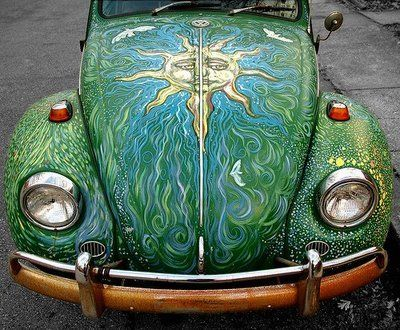 I knew I should have held on to my old Beetle.....