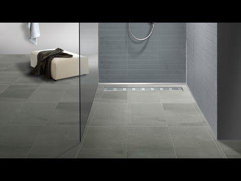 Bodengleiche Dusche Mit Duschrinne Einbauen Und Abdichten