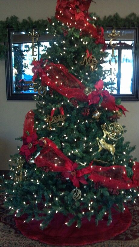 Trees Christmas Trees And Simple On Pinterest