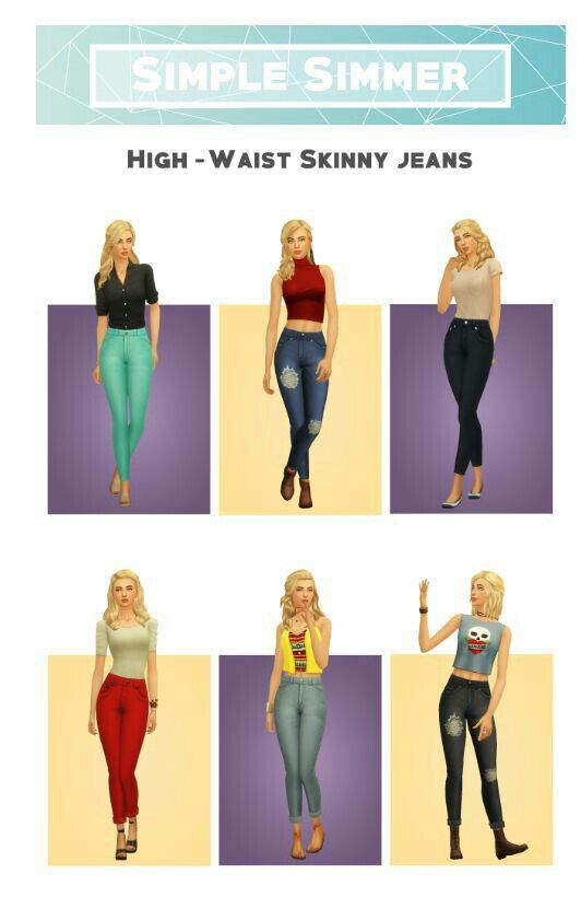 Pin By Ujlaki Vivien On Beauty Skin Care In 2020 Sims 4 Sims 4 Clothing The Sims 4 Packs