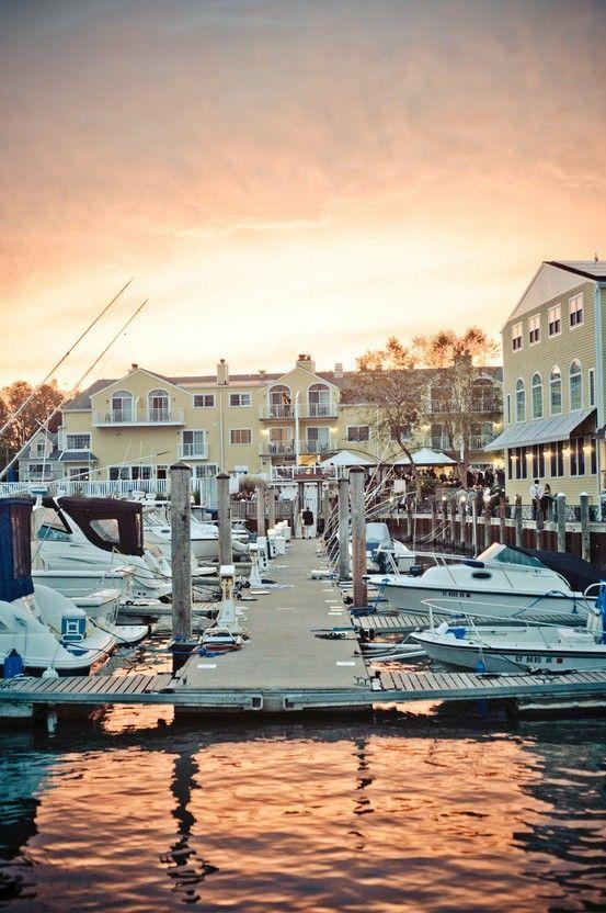 Saybrook Point Inn Marina. May, 2013. Darling décor, fantastic rooms, cute town ... good visit!