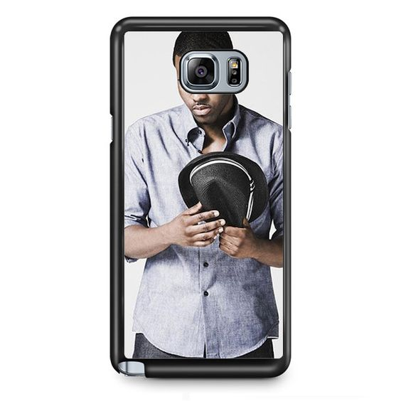 Jason Derulo TATUM-5818 Samsung Phonecase Cover Samsung Galaxy Note 2 Note 3 Note 4 Note 5 Note Edge