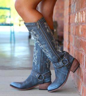 Cool Stylish Fall Boots