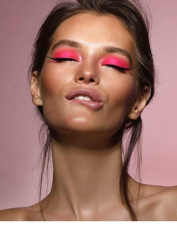 Adorable  Makeup Ideas To Try This Season    #hairandmakeup  #Makeup