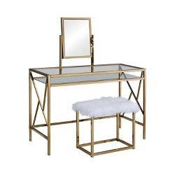 Vanity Tables Target In 2020 Vanity Table Set Vanity Table