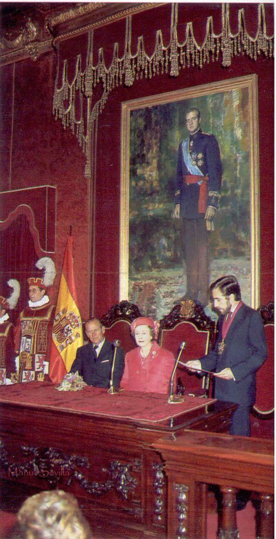 DINASTÍAS | Los Foros de la Realeza • Ver Tema - VISITAS DE ESTADO A ESPAÑA DESDE LA INSTAURACION (1977-90)