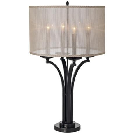 Kathy Ireland Pennsylvania Country Table Lamp