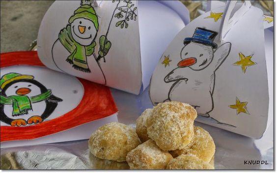 Was cookst Du heute: Pralinen - Kekse - verpacken Teil 2
