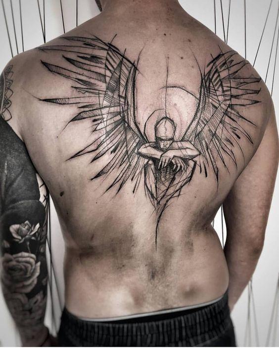 21 Idées De Tatouage Pour Les Hommes Tendance 2019 , Autour