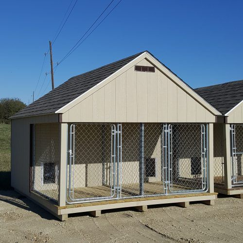 10x12 Dog Kennel For Sale In Stock Sheds And More 354112619 Dog Kennels For Sale Kennels For Sale Dog Kennels And Crates