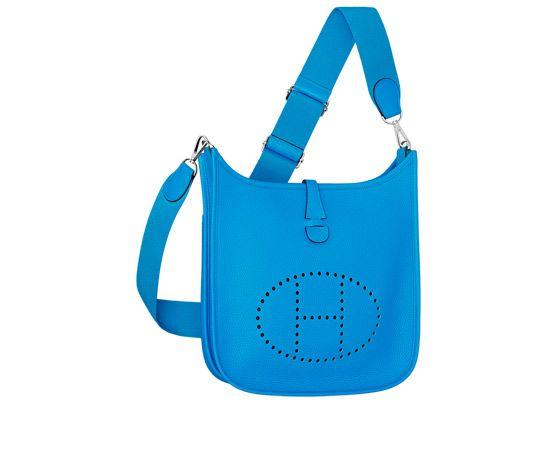 discount hermes bag - Evelyne Poche III 29 Hermes shoulder bag in taurillon clemence ...