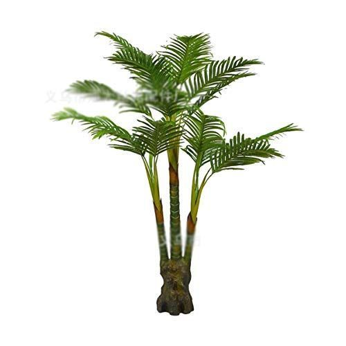 Dulan Decorative Tree Fake Cane Palm Tree Artificial Green Plant Decorative Pla In 2020 With Images Large Indoor Plants Small Artificial Plants Artificial Garden Plants