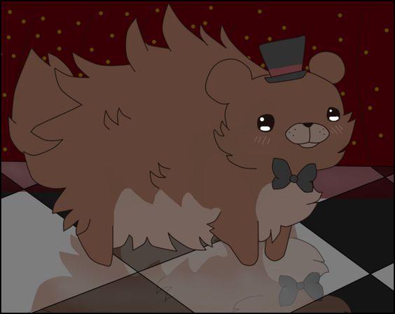 Five Nights at Freddy's Fuzzy Bear