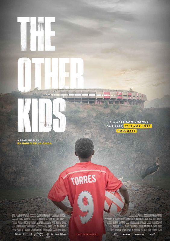 THE OTHER KIDS (Pablo de la Chica, España, 2015, 90´)