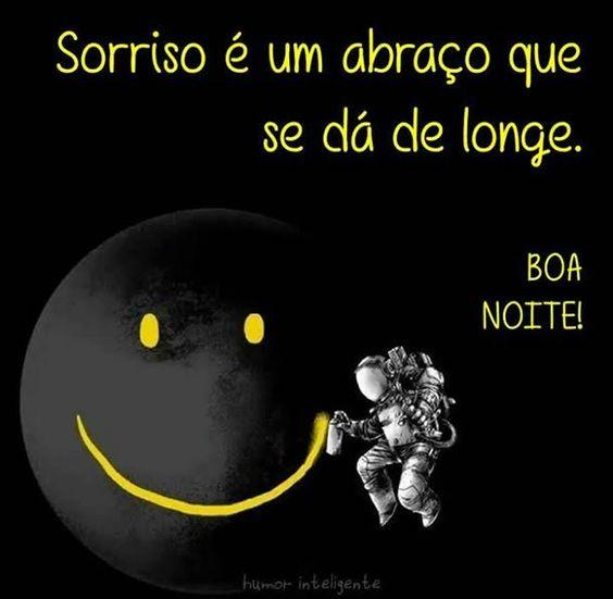 boa noite de sorriso