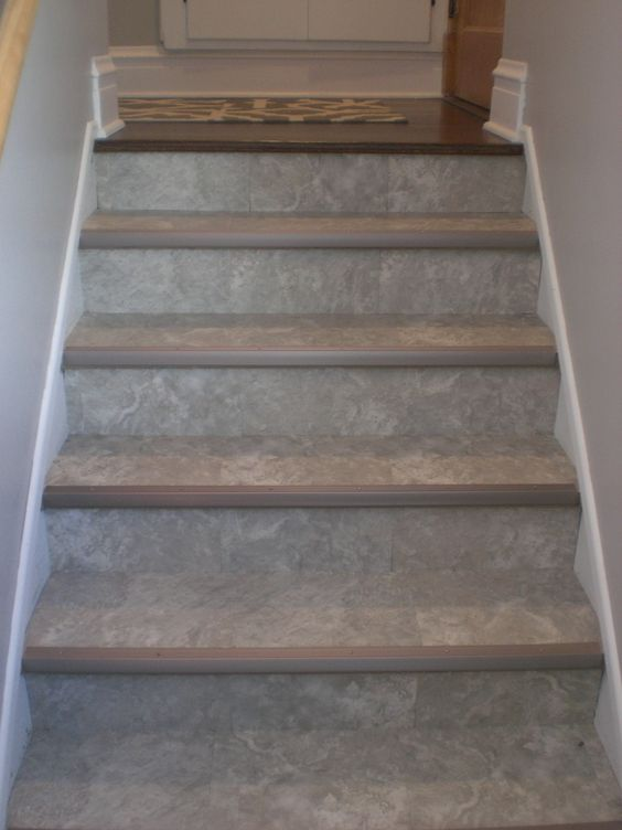 Linoleum On Stairs Google Search Home Stuff