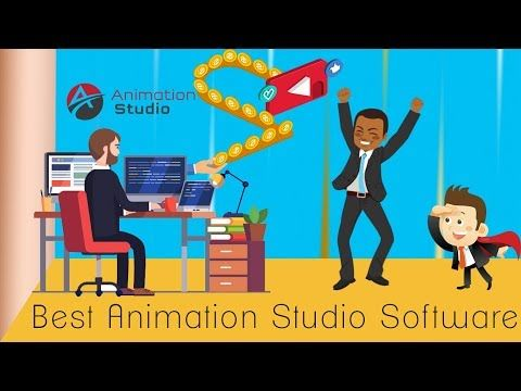 Anime Studio Best Animation Software Animation Studio Review And Demo Best Animation Software Cool Animations Animation